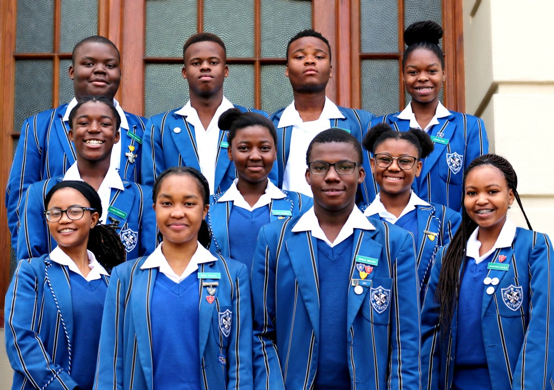 Prefects ready to serve in 2019