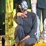 The panther, Bagheera. (Atu Phiri, Grade 11)