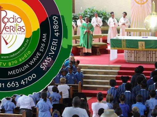St Thomas Aquinas on Radio Veritas